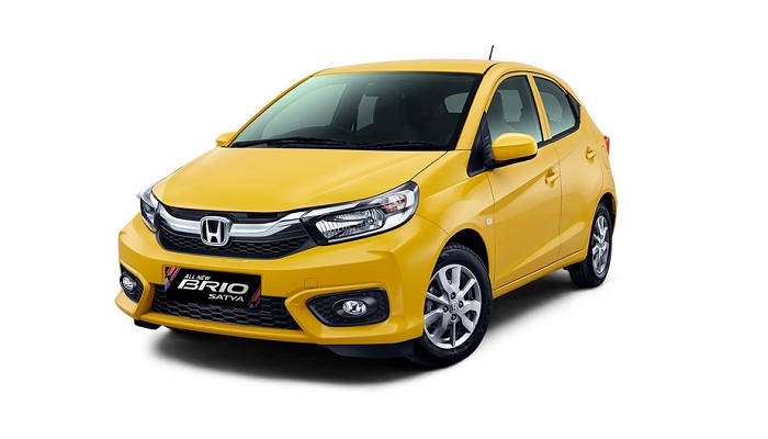 Harga All New Honda Brio Batang