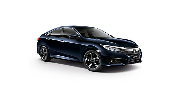 Harga Honda Civic Batang