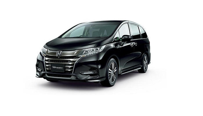 Honda Odyssey Pemalang