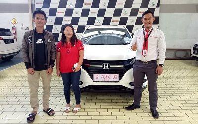 Pembeli-Honda-HRV-Waleri