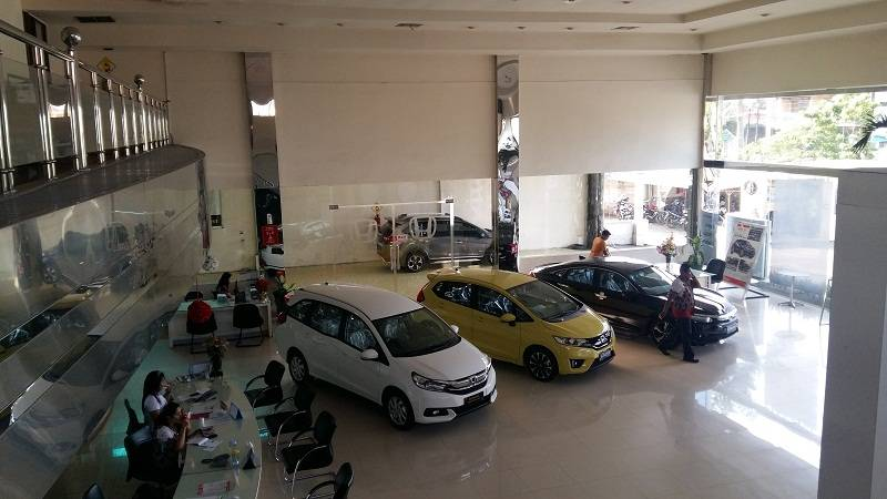 Showroom Honda Pekalongan Motor