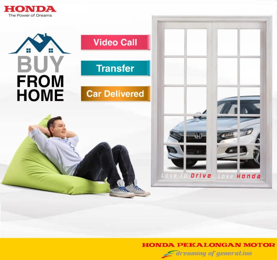 Promo Honda Pekalongan Motor